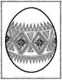 pysanky egg coloring pages pysanky printables eggs pinterest egg and easter coloring pysanky egg pages