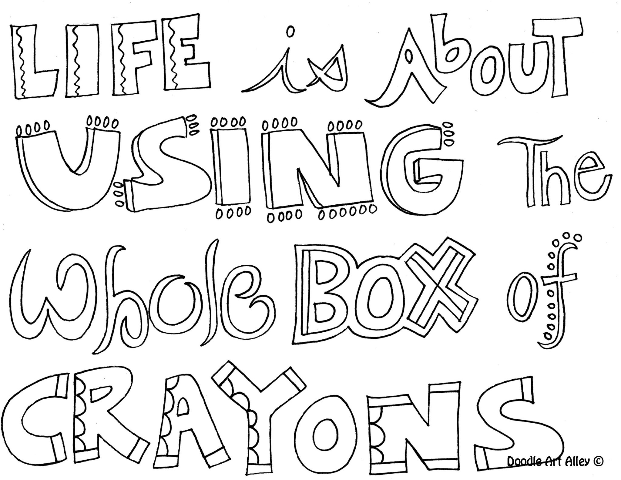 quote about colouring coloring pages of quotes love quotesgram about colouring quote