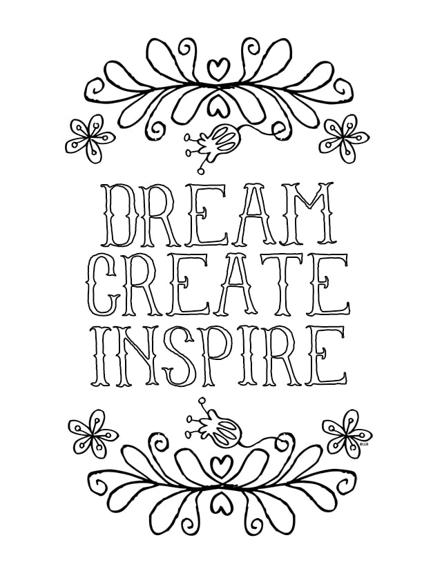 quote coloring sheets quote coloring pages doodle art alley sheets coloring quote