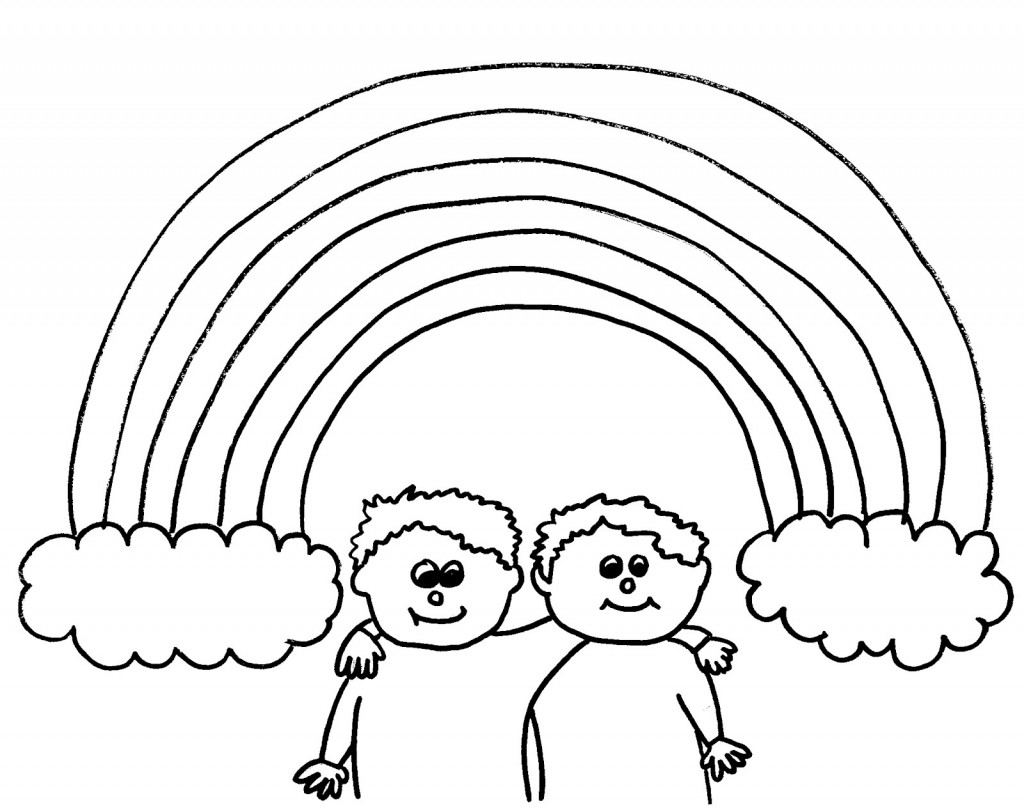rainbow coloring page free printable rainbow coloring pages for kids page coloring rainbow