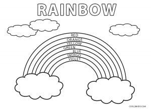 rainbow coloring page free printable rainbow coloring pages for kids rainbow coloring page