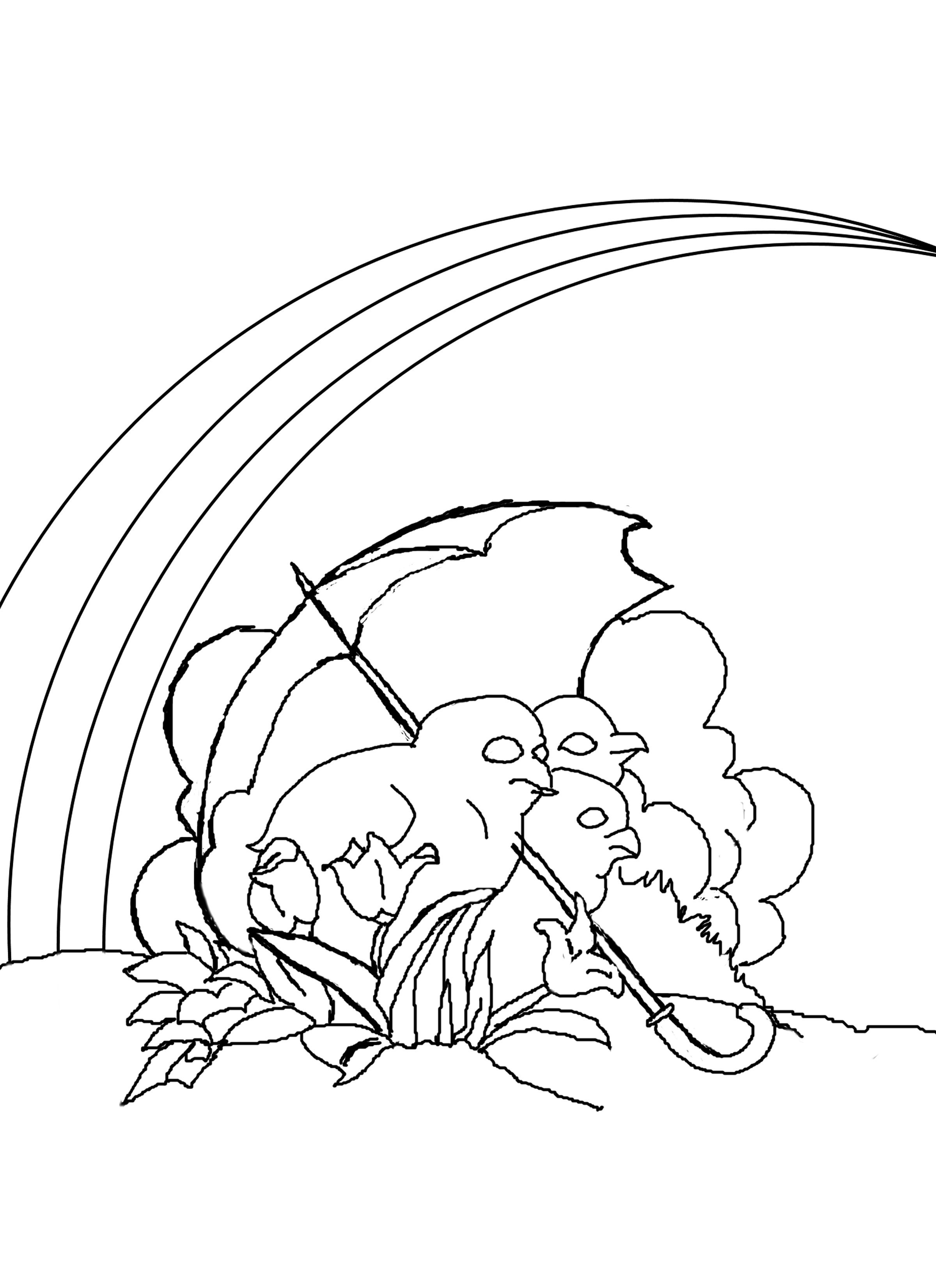 rainbow coloring page rainbow coloring pages getcoloringpagescom coloring page rainbow
