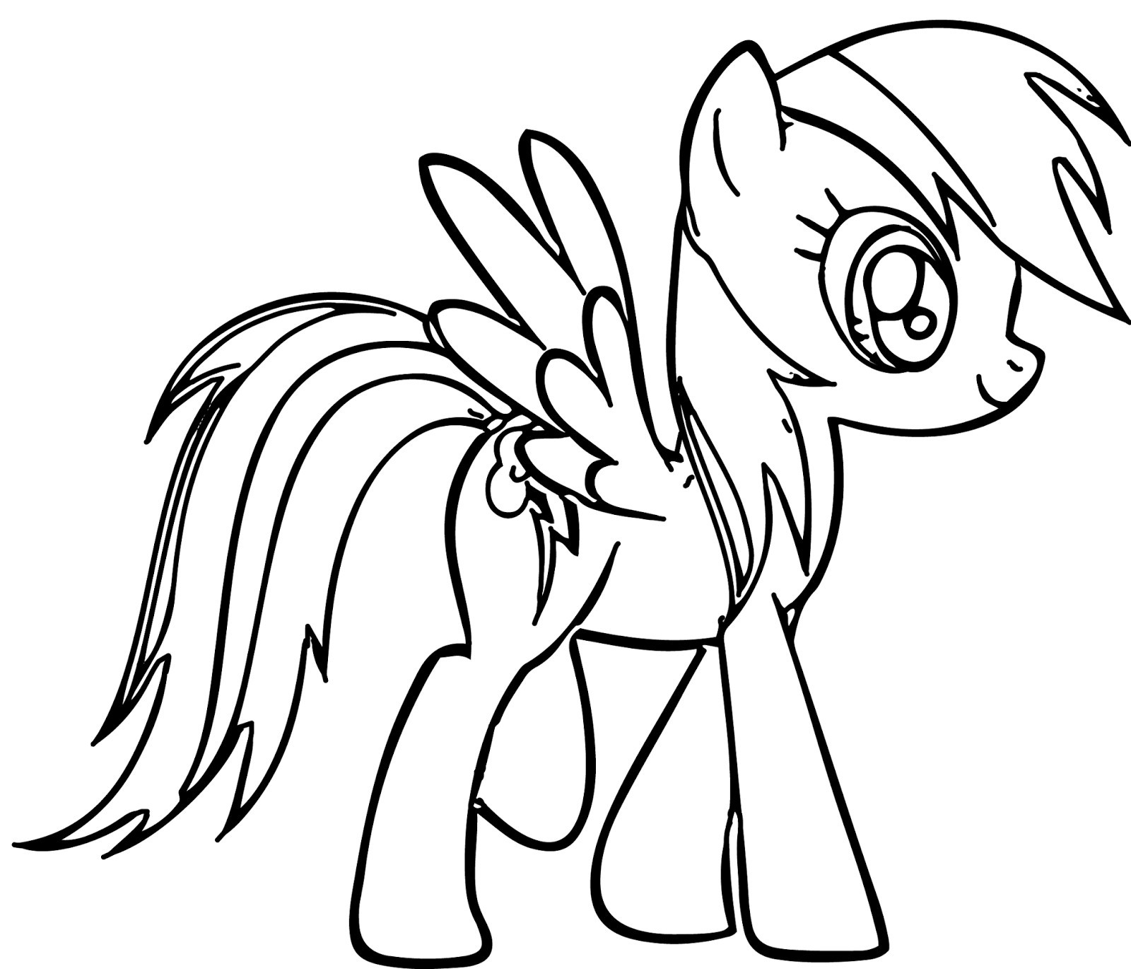 rainbow dash colouring pages print download colorful rainbow dash coloring pages to rainbow dash colouring pages