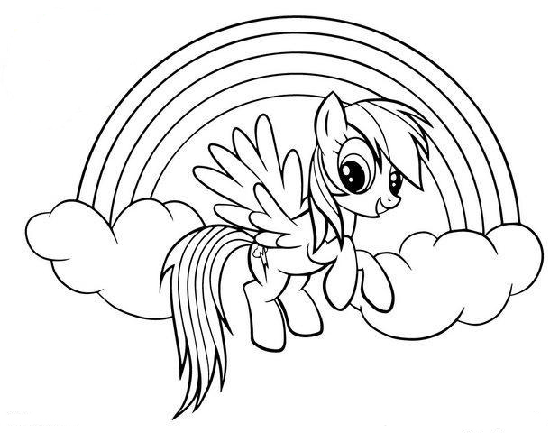 rainbow dash colouring pages rainbow dash coloring pages cartoon coloring pages my rainbow dash colouring pages