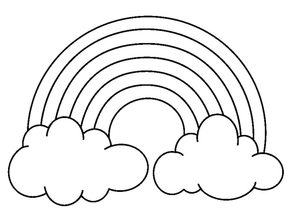 rainbow printable 8 rainbow templates free pdf documents download free rainbow printable 1 1