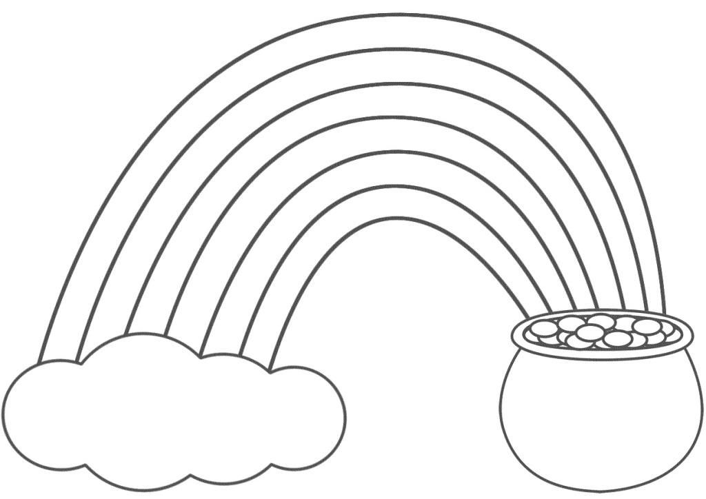 rainbow printable rainbow coloring pages for kids printable only coloring printable rainbow
