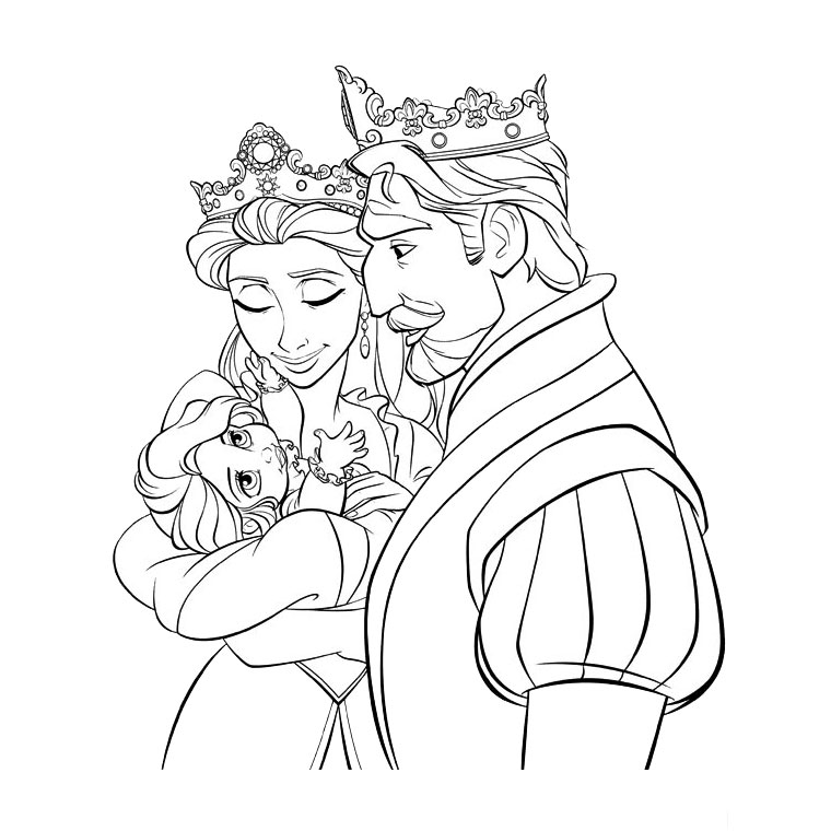 rapunzel images for coloring rapunzel and flynn dance coloring page wecoloringpagecom rapunzel for coloring images