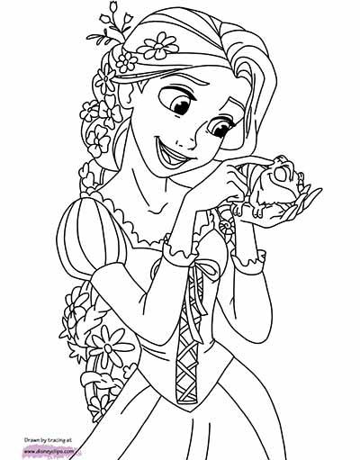 rapunzel images for coloring rapunzel coloring pages only coloring pages images rapunzel for coloring
