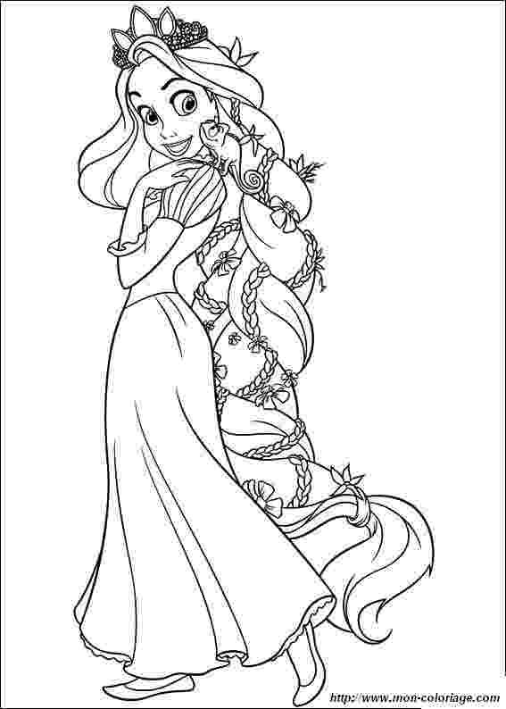rapunzel print out rupunsle coloring pages print rapunzel out