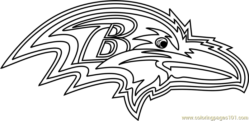 ravens coloring pages common raven coloring page free printable coloring pages ravens coloring pages