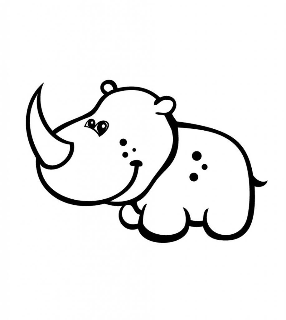 rhinoceros coloring page free printable rhinoceros coloring pages for kids coloring rhinoceros page