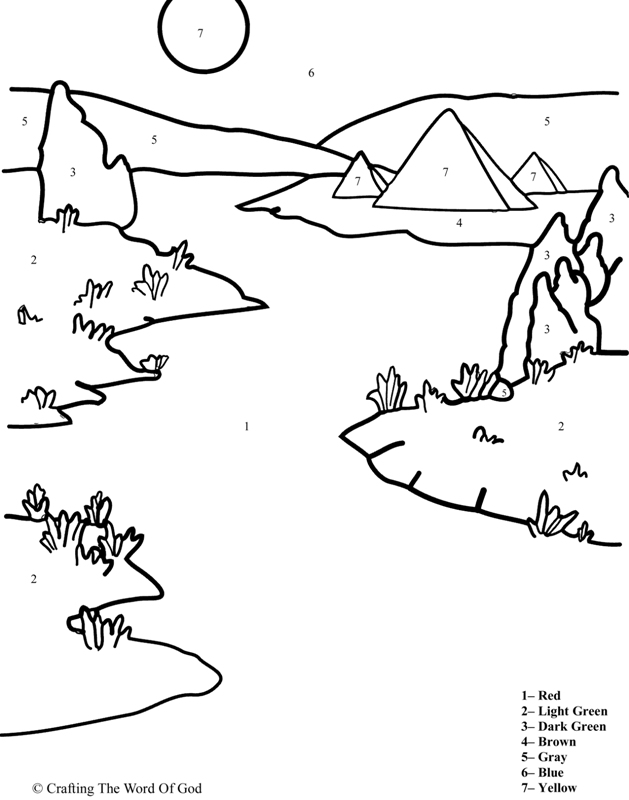 river coloring pages nile river crafting the word of god coloring pages river