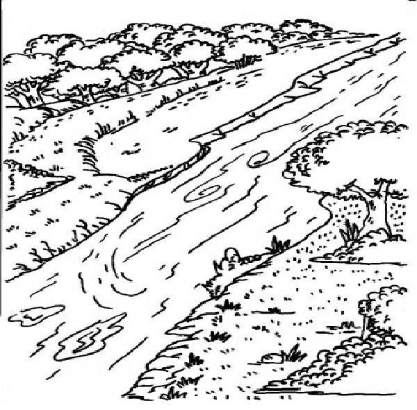 river coloring pages river coloring pages kidsuki river coloring pages