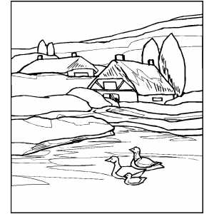 river coloring pages river coloring sheets coloring river pages