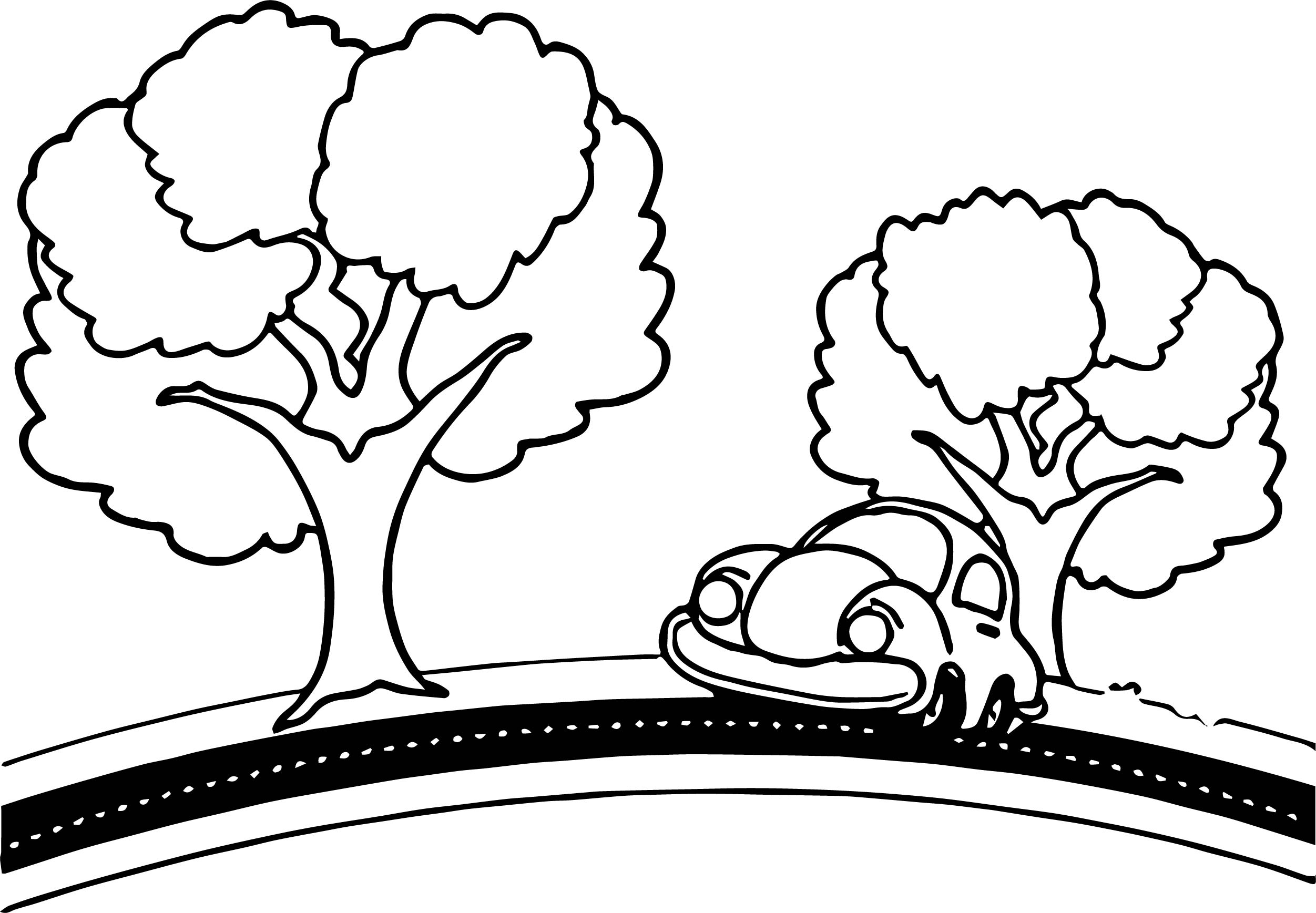 road coloring page coloring road street safety page coloring road