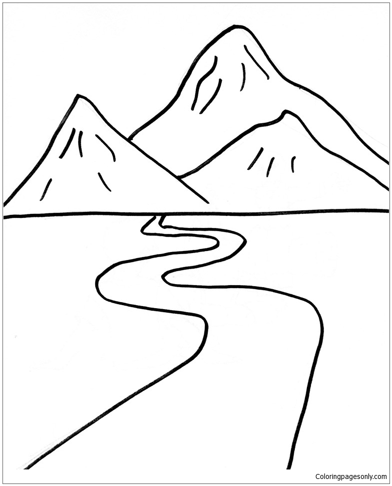 road coloring page on the road to damascus saul activity page sketch coloring coloring road page