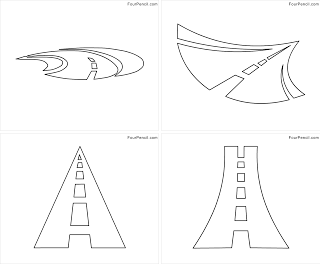 road coloring page road coloring pages coloring road page