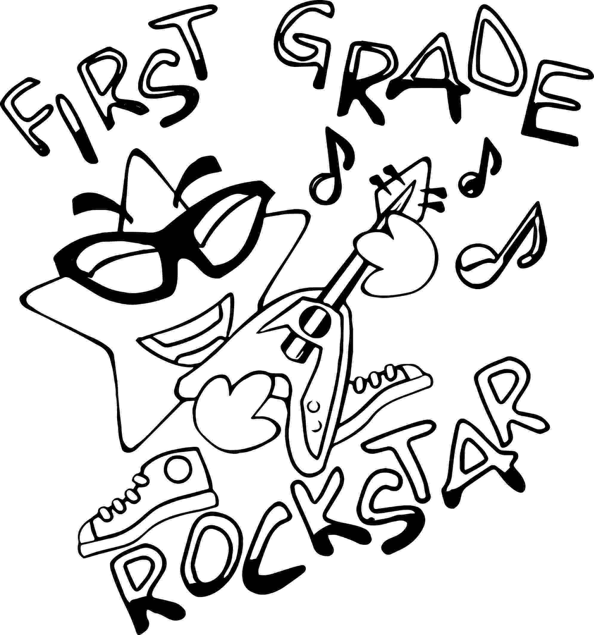 rock star coloring pages rock star coloring pages coloring star rock pages 1 1