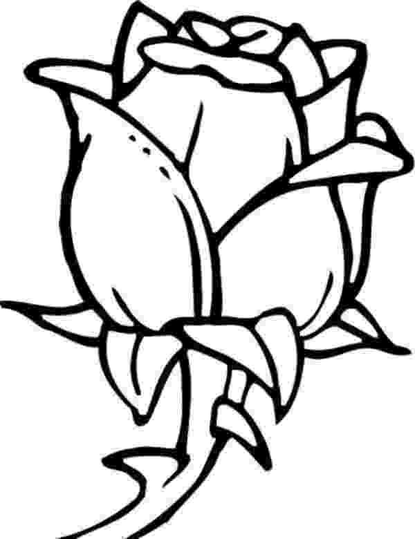 roses color pages roses coloring pages getcoloringpagescom color roses pages