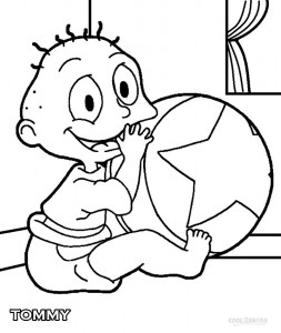 rugrats coloring pages to print free printable rugrats coloring pages for kids pages print to coloring rugrats