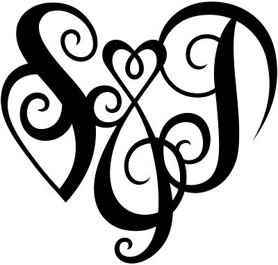 s in a heart filevalentines day hearts alphabet blank1 at coloring heart in a s