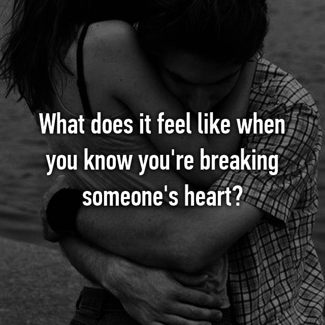 s in a heart here39s what it feels like to break someone39s heart heart s in a