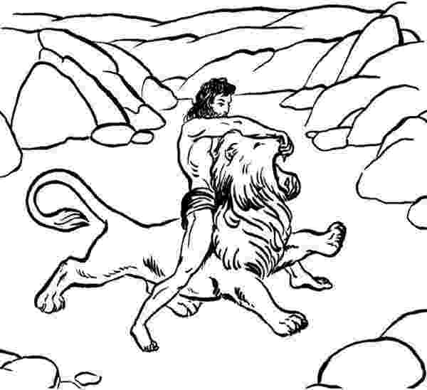 samson and delilah coloring pages samson bible coloring pages at getdrawingscom free for delilah and samson coloring pages