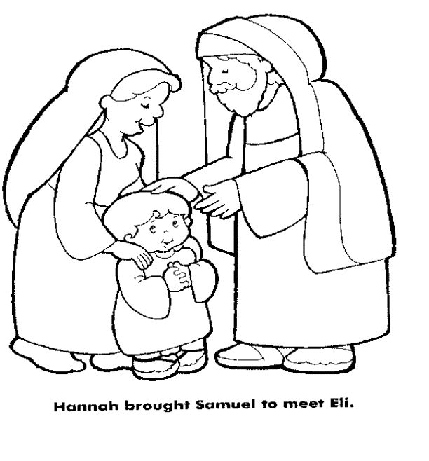 samuel coloring pages from the bible god calls samuel coloring page sundayschoolist coloring bible samuel the from pages