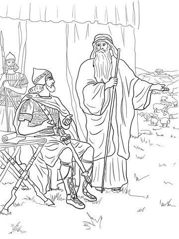 samuel coloring pages from the bible god calls samuel coloring page sundayschoolist from bible pages samuel the coloring