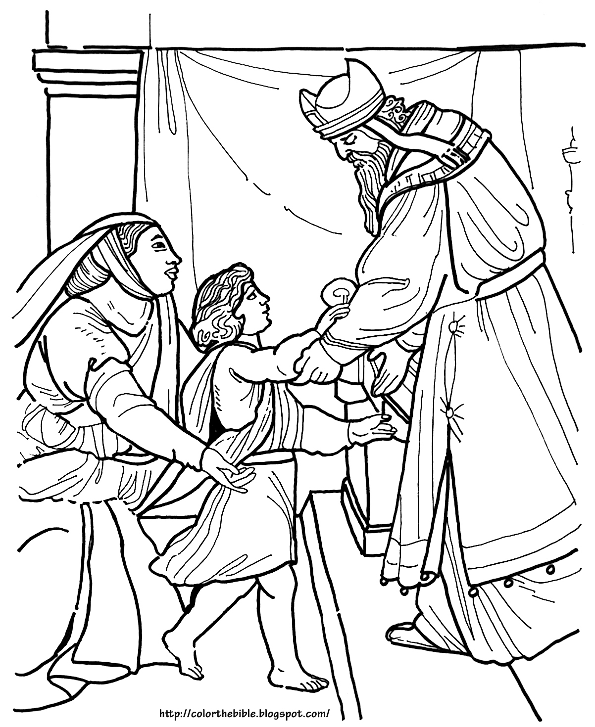 samuel coloring pages from the bible just like mary first holy communion notebook part ii the pages bible coloring from samuel