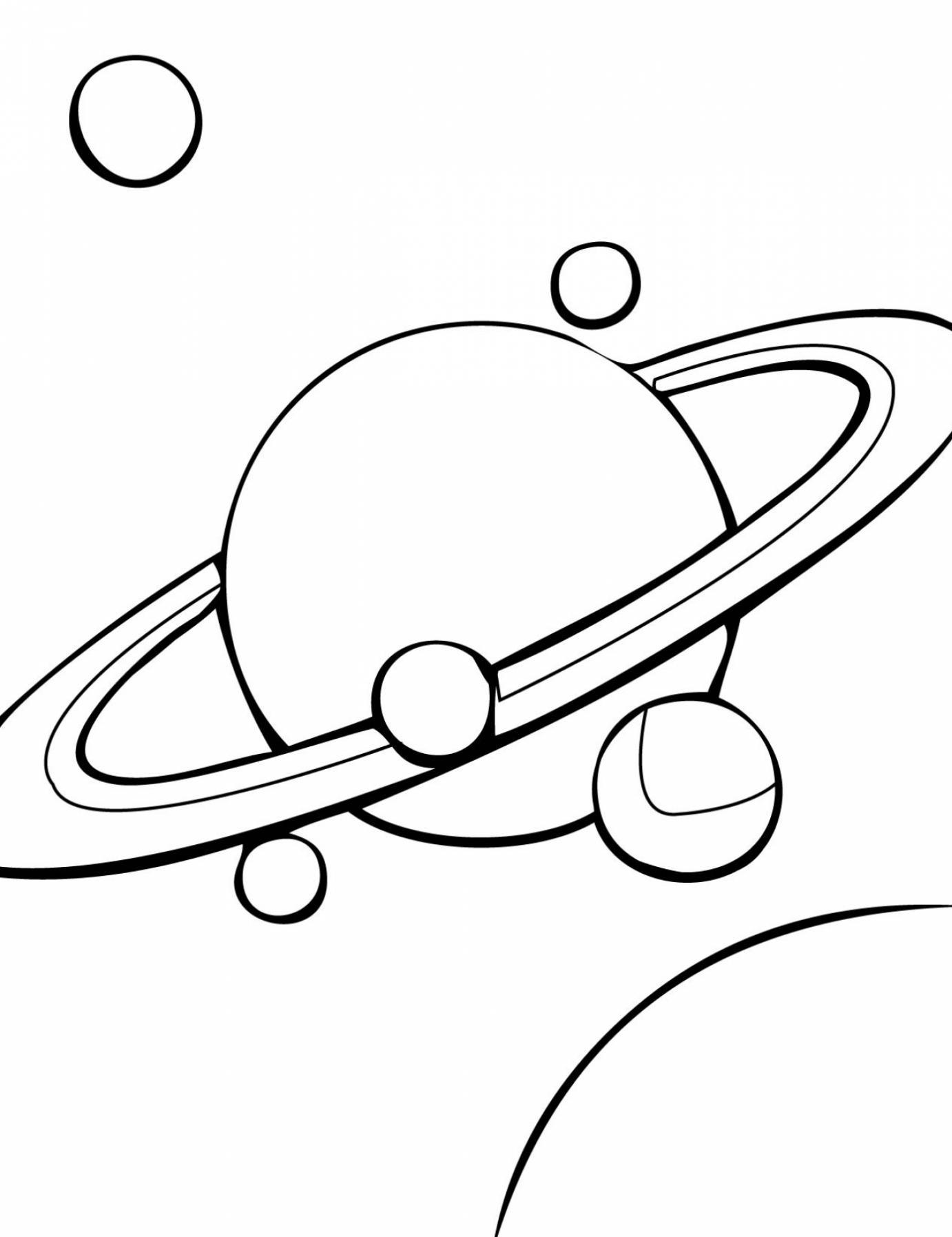 saturn coloring sheet free printable solar system coloring pages for kids coloring saturn sheet