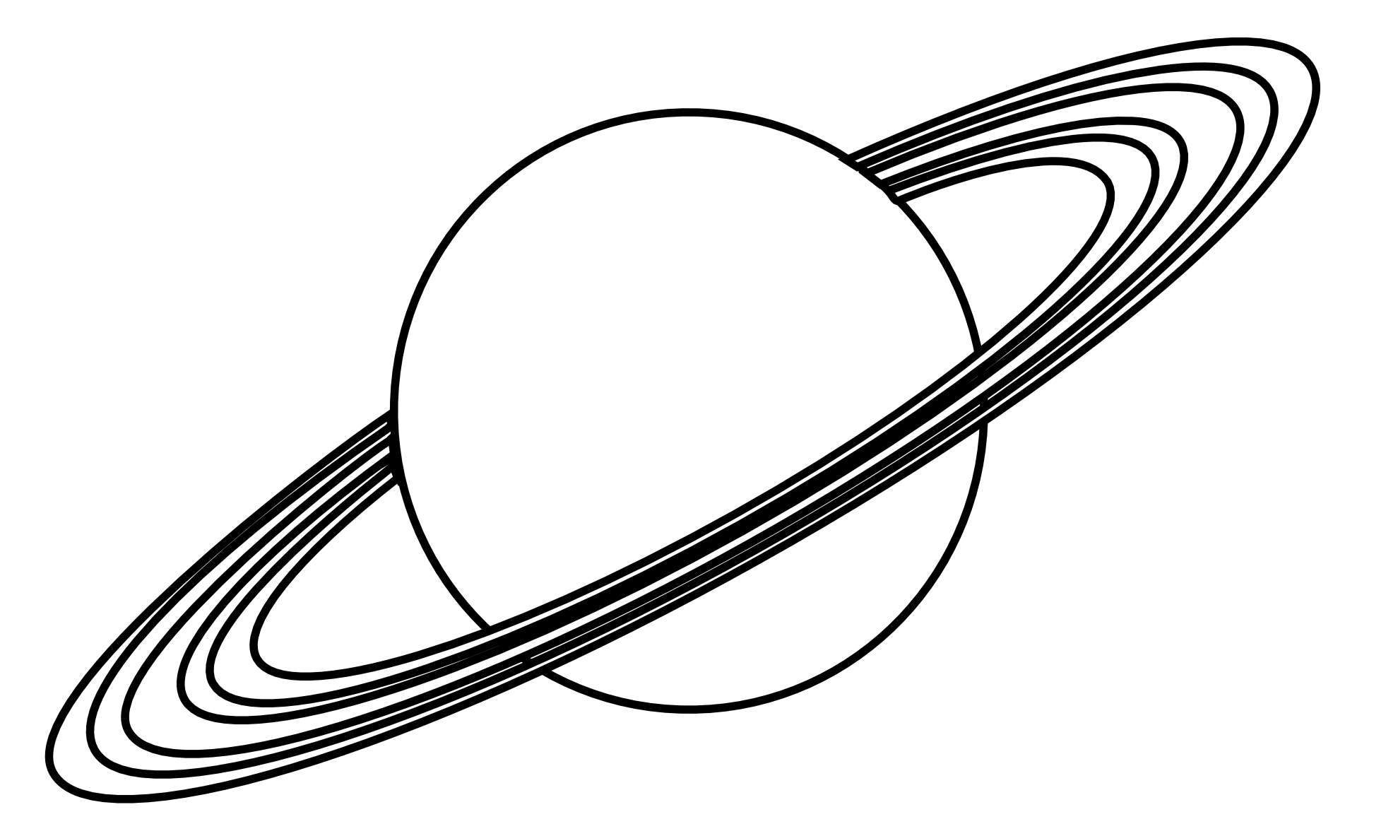 saturn coloring sheet step 7 how to draw saturn coloring sheet saturn