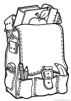 school objects coloring pages classroom objects for coloring buscar con google objects pages coloring school