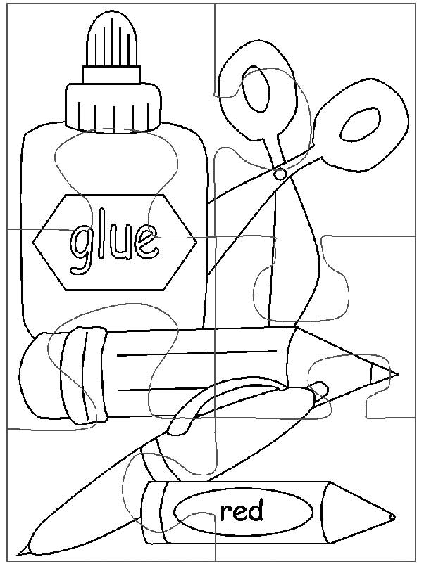 school objects coloring pages school items pages coloring pages school objects coloring pages