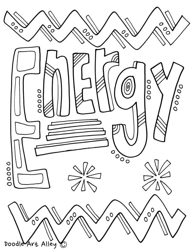 science themed coloring pages energy coloring pages at classroom doodles doodle art pages themed coloring science