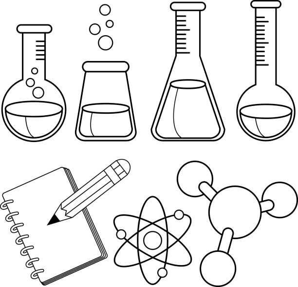 science themed coloring pages science coloring pages science drawing chemistry set themed science pages coloring