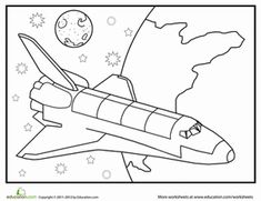 science themed coloring pages space color by number crafts and worksheets for science pages themed coloring