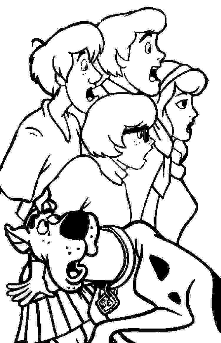 scooby doo printable pictures to color scooby doo coloring pages free printable pictures to color doo pictures scooby printable