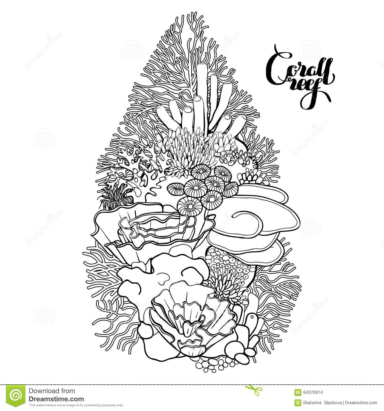 sea plants coloring pages seaweed coloring pages getcoloringpagescom pages coloring plants sea