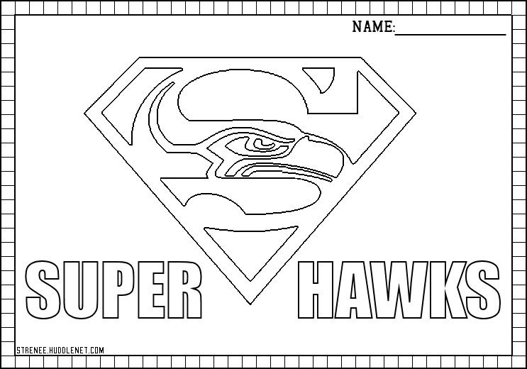 seahawks coloring page pin by eric west on stencil seattle seahawks logo page coloring seahawks