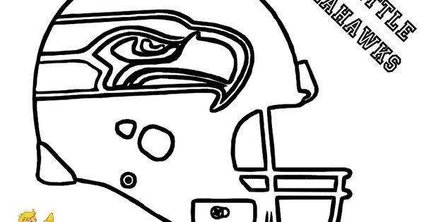 seattle seahawks helmet coloring page seattle seahawks and spongebob coloring pages seahawks helmet coloring seattle page