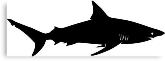 shark silouette great white shark silhouette free vector silhouettes shark silouette