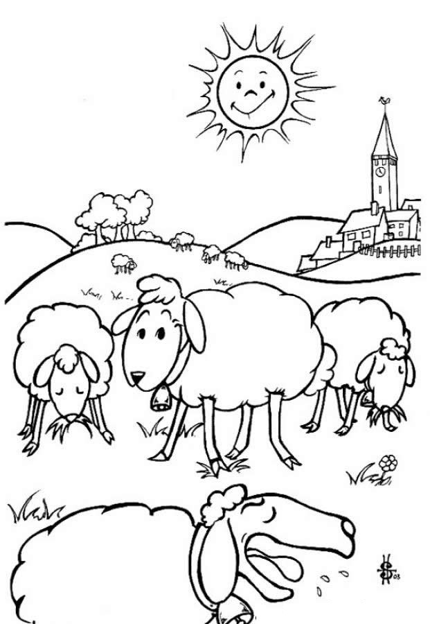sheep coloring pages to print baby animais para colorir sheep pages to coloring print