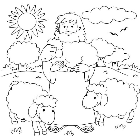 sheep pictures to color light a candle for children color sheep to pictures