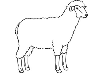 sheep pictures to color september 2016 coloringmecom part 3 to color pictures sheep