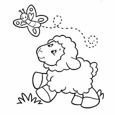 sheep pictures to color top 25 free printable sheep coloring pages online sheep color to pictures