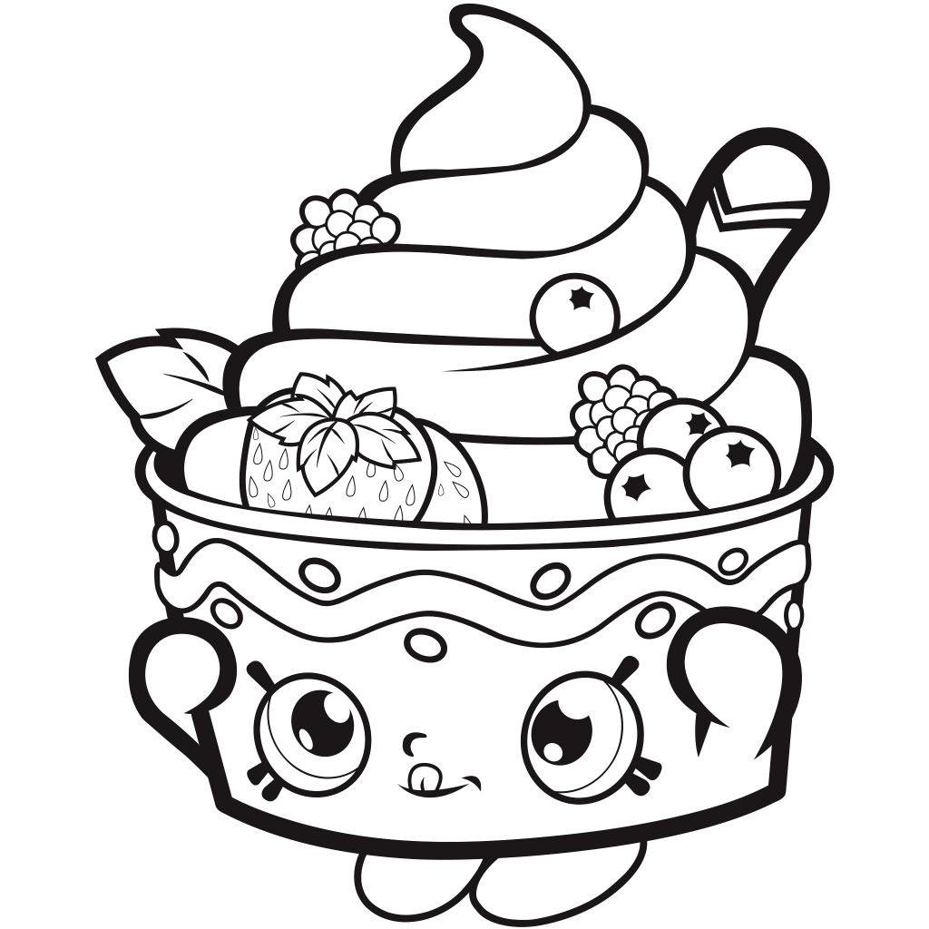 shopkin pictures that you can print print fruit pineapple shopkins season 1 coloring pages you can pictures that shopkin print