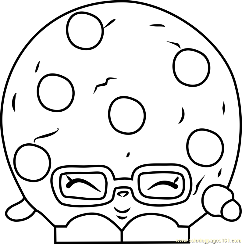 shopkins cookie how to draw kooky cookie from shopkins shopkins cookie
