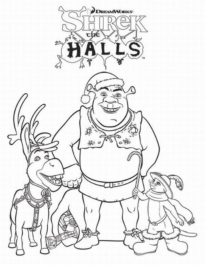 shrek coloring pages free printable shrek coloring pages for kids coloring shrek pages
