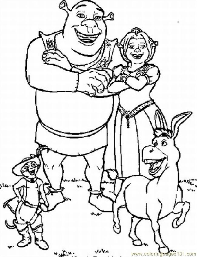 shrek coloring pages unique comics animation top shrek coloring pages 02 pages shrek coloring